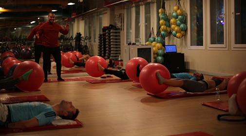 Njoy Sports Club Bodrum Bodrum Spor Salonu Grup Dersleri
